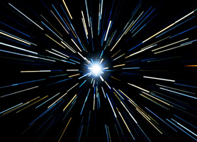 Space Warp Drive